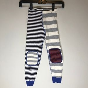 Hanna Andersson Organic Cotton Striped Leggings 5